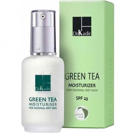 Увлажняющий крем для нормальной - сухой кожи, 50 мл / Geen Tea Moisturizer for dry skin, 50 ml