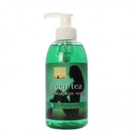 Жидкое мыло для ухода за кожей лица, 330 мл / Green tea soap less soap, 330 ml