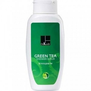 Скраб для душа, 300 мл / Green Tea Shower Scrub, 300 ml
