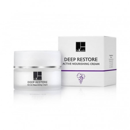 Ночной крем глубокого восстановления, 50 мл / Deep Restore Active Night Treatment Cream, 50 ml