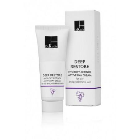 Дневной крем для жирной и проблематичной кожи, 75 мл / Hydroxy Retinol Day Cream for Oily and Problematic Skin, 75 ml