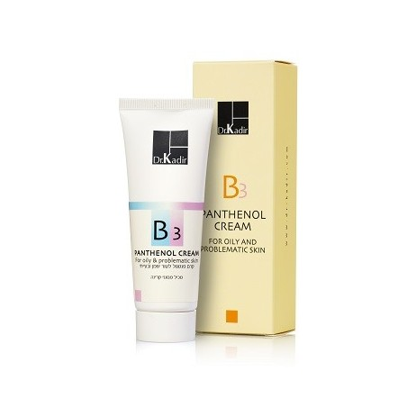 Крем Пантенол для проблемной кожи, 250 мл / Panthenol Cream For Problematic Skin, 250 ml