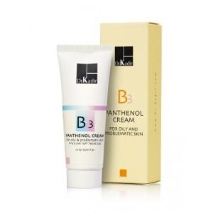 Крем Пантенол для проблемной кожи, 70 мл / Panthenol Cream For Problematic Skin, 70 ml