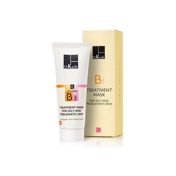 Лечебная маска для проблемной кожи, 250 мл / Treatment Mask For Problematic Skin, 250 ml