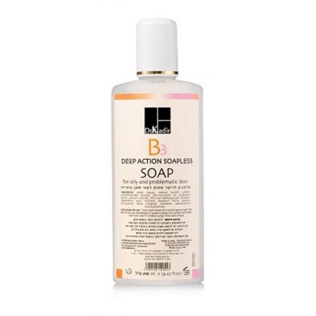 Жидкое мыло глубокого действия, 250 мл / Deep Action Soapless Soap, 250 ml