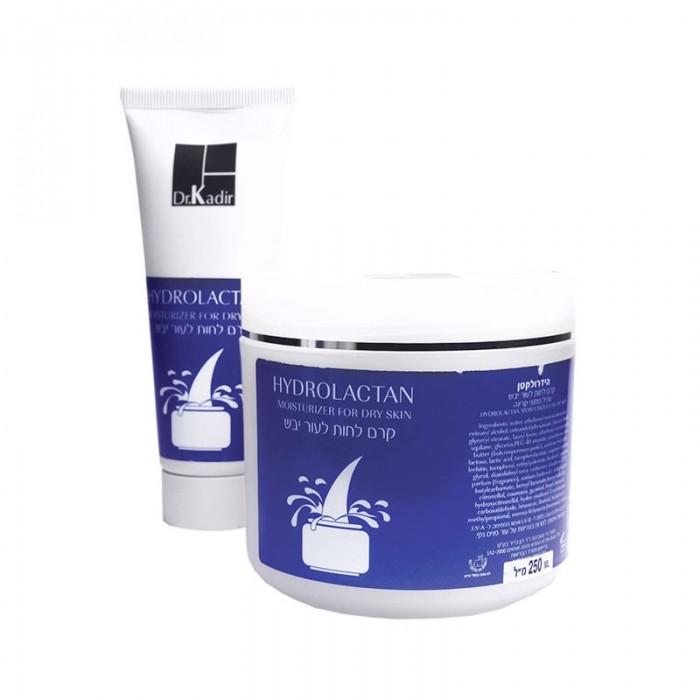 Гидролактан увлажняющий крем для сухой кожи, 75 мл / Hydrolactan Moisturizer For Dry Skin, 250 ml
