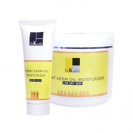 Увлажняющий крем с маслом зародишей пшеницы для сухой кожи, 75 мл / Wheat Germ Oil Moisturizer For Dry Skin, 75 ml