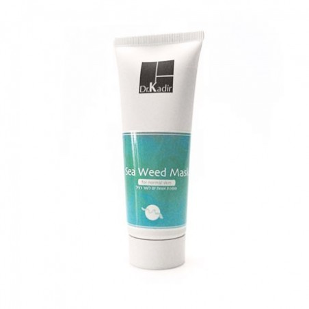 Маска морские водоросли для нормальной кожи, 250 мл / Seaweed Mask For Normal Skin, 250 ml