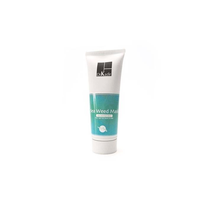 Маска морские водоросли для нормальной кожи, 75 мл / Seaweed Mask For Normal Skin, 75 ml