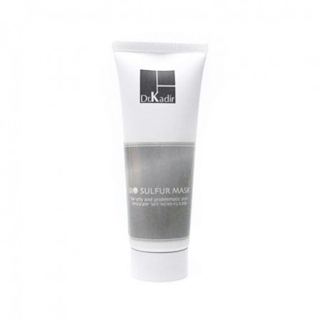 Маска Био-Сера для проблемной кожи, 75 мл / Bio-Sulfur Mask For Problematic Skin, 75 ml