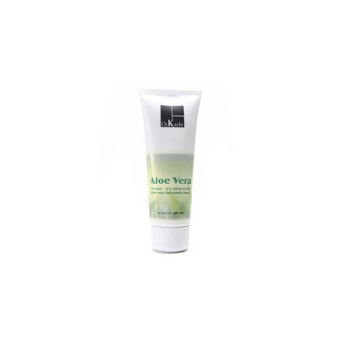 Маска Алое-Гамамелис для жирной кожи, 250 мл / Aloe Vera-Hamamelis Mask For Oily Skin, 250 ml