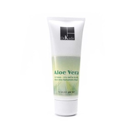 Маска Алое-Гамамелис для жирной кожи, 75 мл / Aloe Vera-Hamamelis Mask For Oily Skin, 75 ml