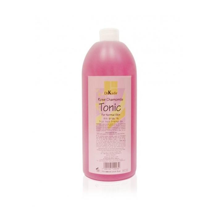 Тоник с экстрактами розы и ромашки для нормальной кожи, 1000 мл / Rose Chamomile Tonic For Normal Skin, 1000 ml