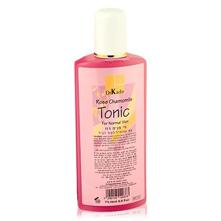 Тоник с экстрактами розы и ромашки для нормальной кожи, 250 мл / Rose Chamomile Tonic For Normal Skin, 250 ml