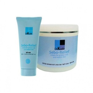 Себорельеф крем для жирной кожи, 250 мл / Sebo-Relief Cream, 250 ml