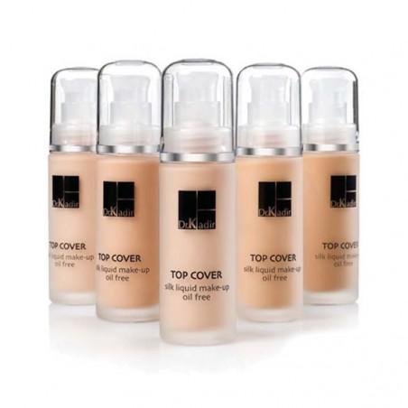 Шелковистая жидкая основа под макияж: 6 оттенков, 30 мл / Silk Liquid Make Up: 6 shades, 30 ml
