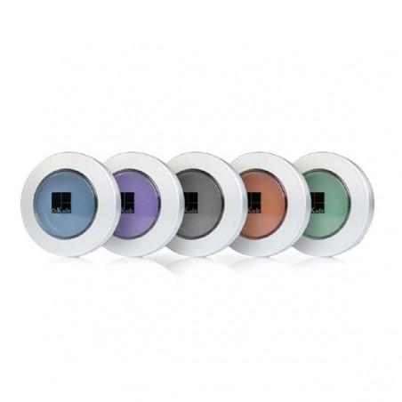 Тени для век - прессованные: 7 матовых оттенков, 3 гр / Eye Shadows - compressed powders: 7 matte shades, 3 gr