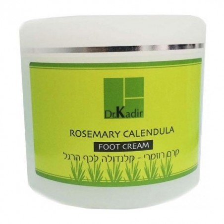 Крем для ног с розмарином и календулой, 250 мл / Rosemary-Calendula Foot Cream, 250 ml