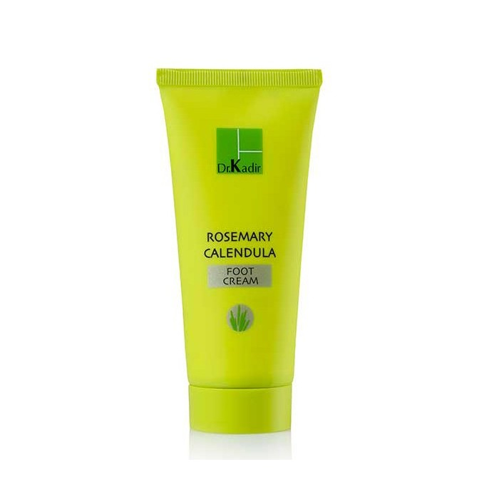 Крем для ног с розмарином и календулой, 100 мл / Rosemary-Calendula Foot Cream, 100 ml