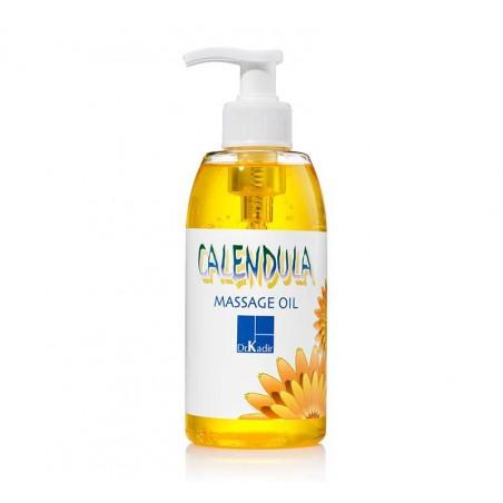 Массажное масло  на основе календулы и зародышей пшеницы, 330 мл / Calendula and Wheat Germ Oil Massage Oil,  330 ml