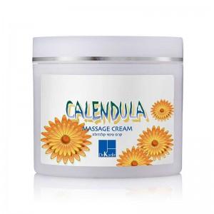 Крем для массажа на основе календулы, 250 мл / Massage cream Calendula, 250 ml