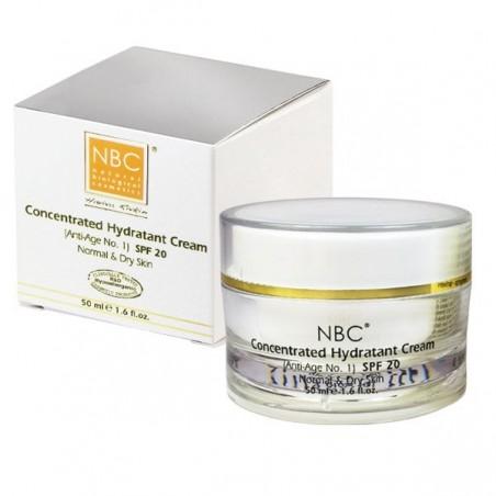 Морковный крем - гидратант, 250 мл / Concentrated Hydratant Cream, 250 ml