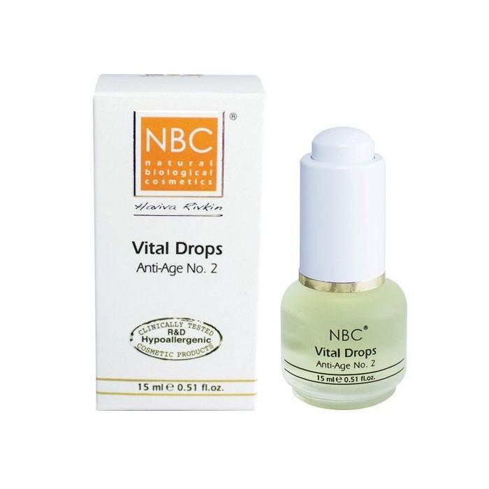 Омолаживающее средство № 2, 15 мл / Vital Drops, 15 ml