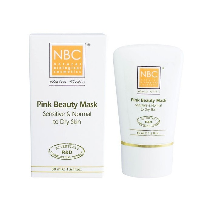 Маска красоты, 250 мл / Pink Beauty Moisturizing Mask, 250 ml