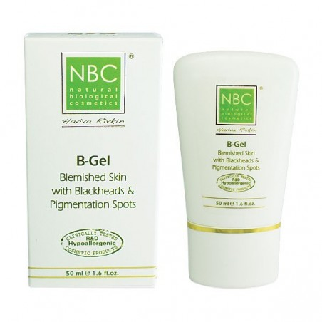 Гель для проблемной кожи, 50 мл / B-Gel for Skin Blemished, 50 ml