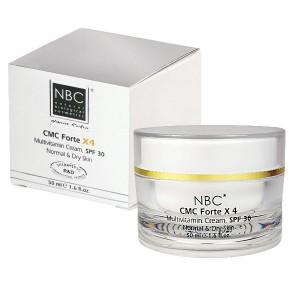 Мультивитаминный крем SPF 30, 250 мл / CMC Multivitamin Cream Forte x 4 SPF 30, 250ml