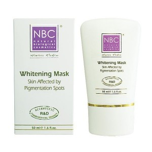 Отбеливающая маска, 50 мл / Whitening Mask, 50 ml