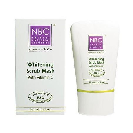 Отбеливающая маска-скраб, 50 мл / Whitening Scrub Mask, 50 ml