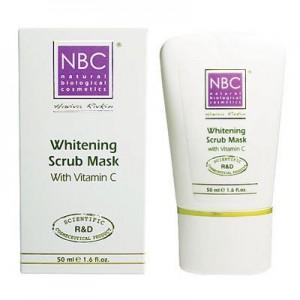 Отбеливающая маска-скраб, 250 мл / Whitening Scrub Mask, 250 ml