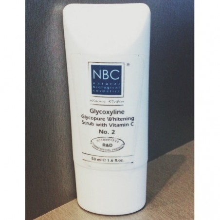 Отбеливающая маска-скраб, 125 мл / Glycopure Whitening Scrub + Vitamin C, 125 ml