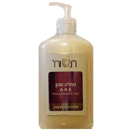 Очищающая крем-эмульсия для жирной проблемной кожи, 120 мл / A.H.A Soap for Oily skin, 120 ml