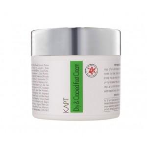 Лечебный крем для стоп против сухости и трещин с запахом лимона, 50 мл / Dry & Cracked Feet Cream, 50 ml