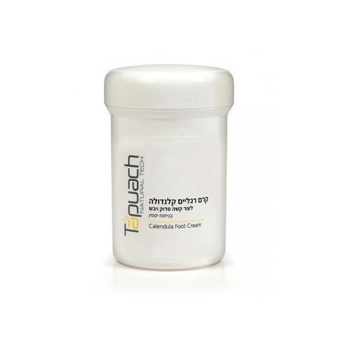 Крем для ног с календулой и ароматом жасмина, 250 мл / Calendula Jasmin Foot Cream, 250 ml