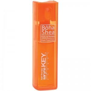 Ампула Boha Shea 60% природного кератина, 12 мл / Boha Shea 60% Natural Keratin – Safe Use Ampula, 12 ml