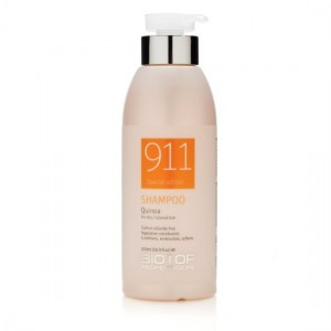 Шампунь для поврежденных волос, 500 мл / Quinoa 911 Shampoo, 500 ml