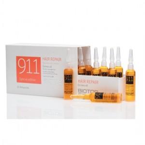 Ампулы для восстановления волос, 10x11 мл / Quinoa Oil Ampoules 10X0.37oz, 10x11 ml