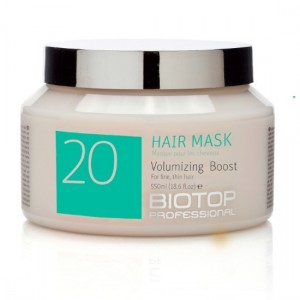 Маска для объема, 550 мл / 20 Volumizing Hair Mask, 550 ml