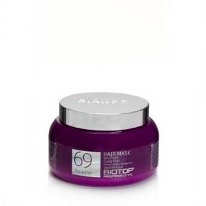 Маска для вьющихся волос, 550 мл / 69 Pro Active Hair Mask, 550 ml