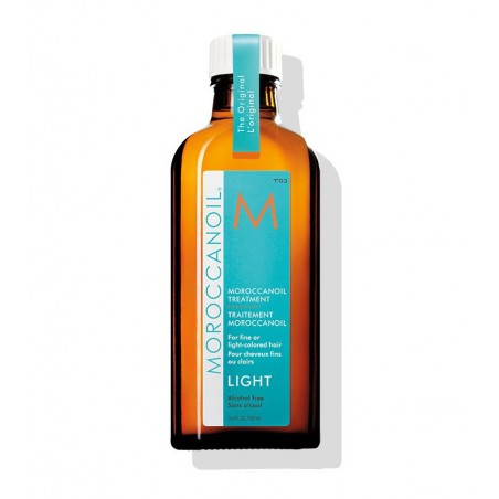 Легкое восстанавливающее средство, 100 мл / Moroccanoil Treatment Light, 100 ml