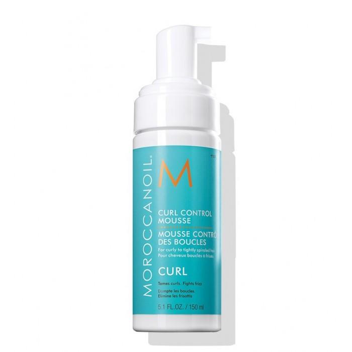 Мусс-контроль для вьющихся волос, 150 мл / Curl Control Mousse, 150 ml