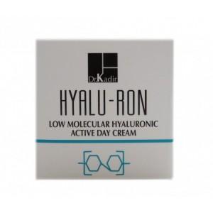 Активный дневной крем с низкомолекулярной гиалуроновой кислотой, 250 мл / Low Molecular Hyaluronic Active Day Cream, 250 ml