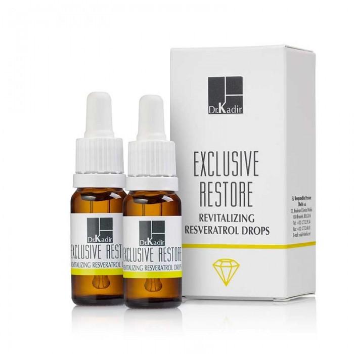 Капли Ресвератрол для восстановления кожи, 2*10 мл / Skin Revitalizing Resveratrol Drops,  2*10 ml