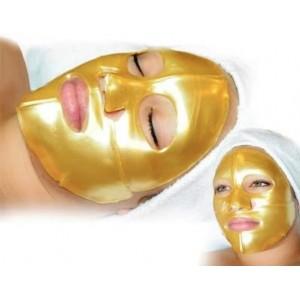 Многоразовая золотая маска-компресс Q10, 4+1 шт / Q10 Gold, 4+1 units