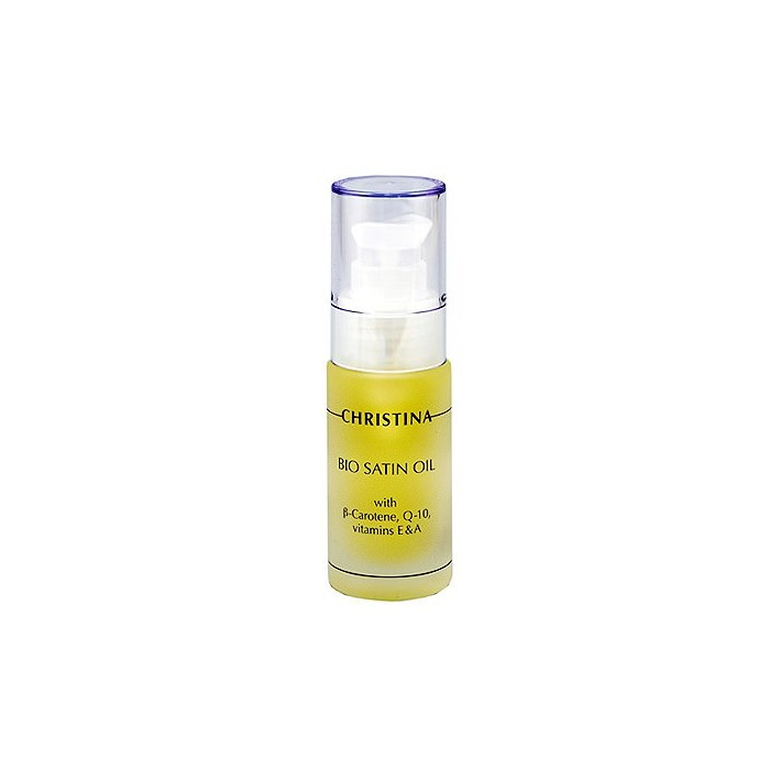 Масло Био сатин для нормальной и сухой кожи, 30 мл / Bio Satin Oil - Серум, 30 ml