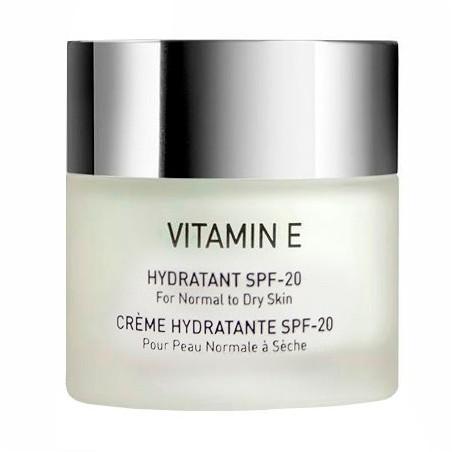 Увлажнитель для сухой кожи, 50 мл / Ve Hydratant For Dry Skin Spf 20, 50 ml