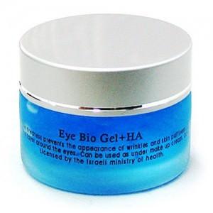 """Гель """"Лумирэ"""" с гиалур. кислотой для ухода за кожей вокруг глаз и шеи, 250 мл / Eye & Neck Bio gel + HA - Lumiere, 250 ml"""